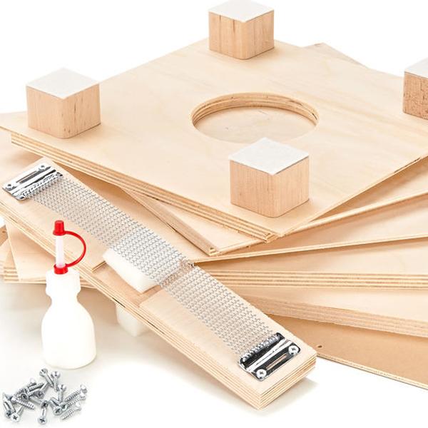 Cajon-Bausatz für Erwachsene