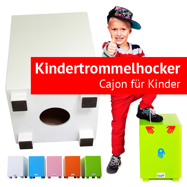 Cajon für Kinder