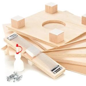 Cajon-Bausatz aus Holz